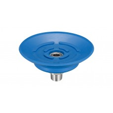FLAT SUCTION CUP(MARK-FREE/BLUE)