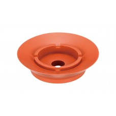 SUCTION CUP(SCREW MOUNT/SILICON/BROWN)