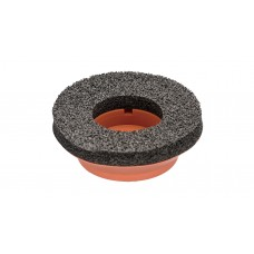 SUCTION CUP W/EP SPONGE(SILICON/BROWN)
