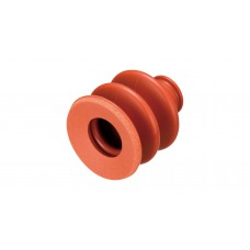 SUCTION CUP W/SPONGE(STD/SILICON/BROWN)